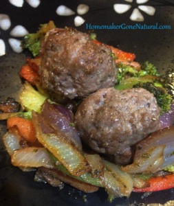 Seasoned Meatballs